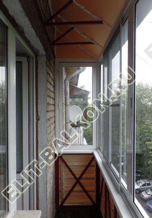 Способы мытья раздвижных окон на балконе или лоджии
