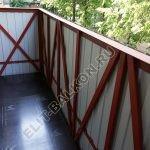 ukreplenie balkona metallom s obvjazkoj po perimetru vneshnjaja otdelka 38 150x150 - Отзывы об остеклении балконов пластиковыми окнами